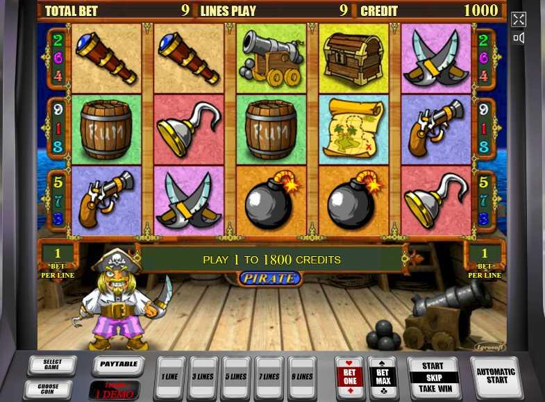 Игровой автомат pirate играть slot o pol игровые автоматы бесплатно