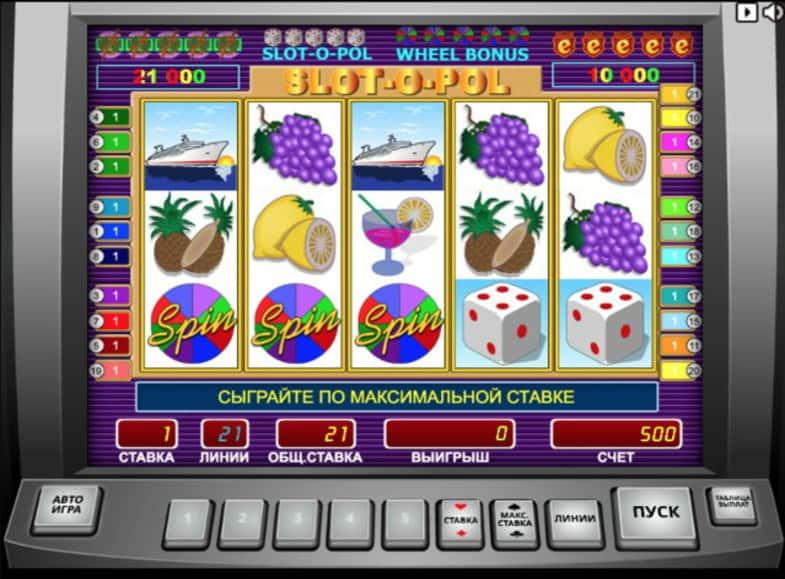 Онлайн казино кристалл